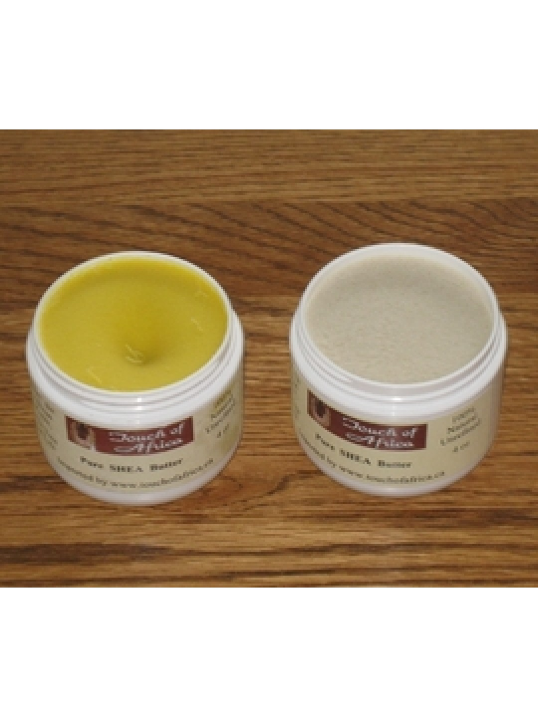 African Unrefined Organic Shea Butter  4oz